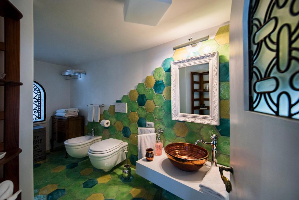 Bathroom - Suite Deluxe - Trasita