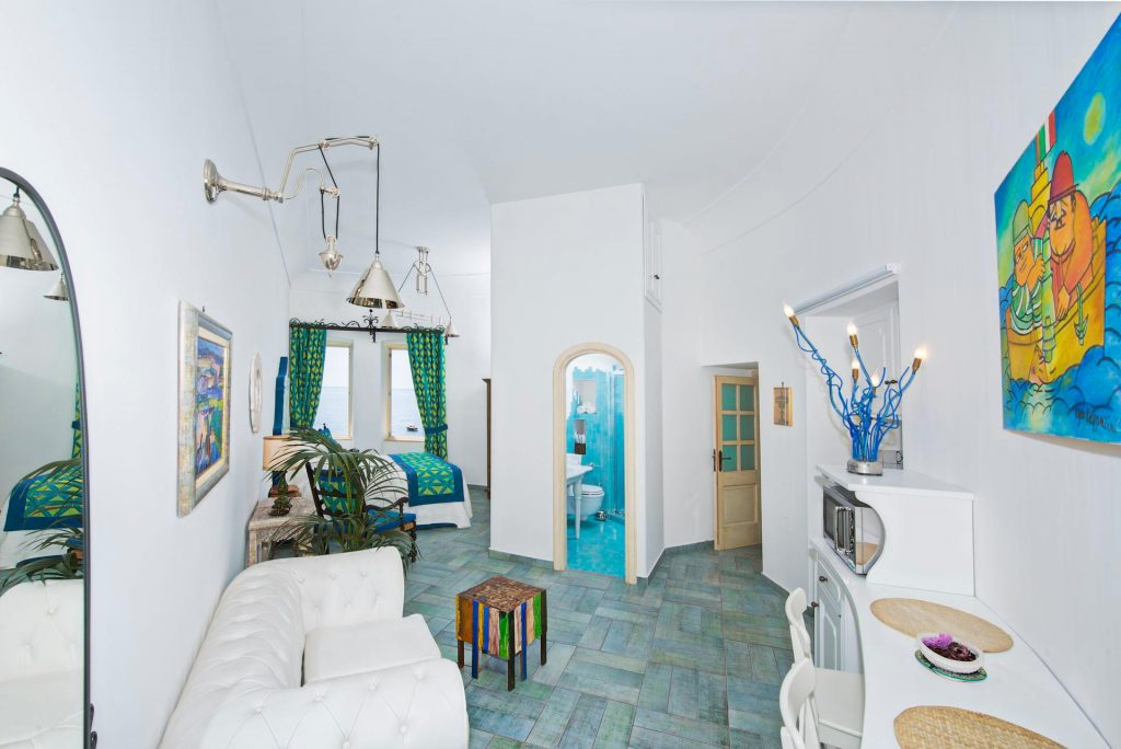 Junior Suite - Torre Trasita Positano