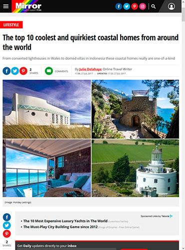 mirror.co.uk article on Torre Trasita